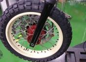 Montage du pneu Continental TKC80