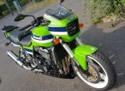 Le ZRX 1100 de Olivier