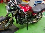 Le ZRX 1100 de Pascal