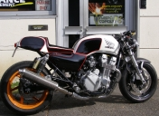 Café Racer Honda 750 sevenfifty