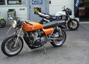 Café racer sur 1000Z de 1982