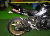 Yamaha R1 by Raspo Concept
