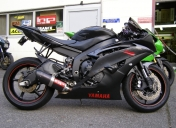 Yamaha R6 Full black
