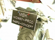 partenariat MBK / MIDWAY / RASPO-Concept