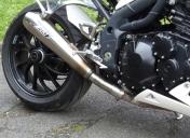 Triumph Speed 1050