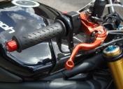 Triumph Speed 1050 Beringer by Raspo