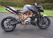KTM Super Duke 990 R