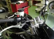 Suzuki TLS 1000 street bike