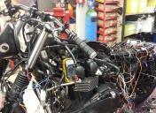 Electricité motogadget !!! mise au propre du faisceau