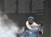 Reportage revue spécialisée